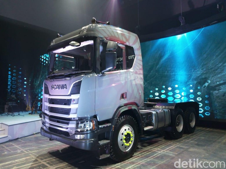 8300 Modifikasi Mobil Truk Scania HD Terbaru
