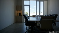 Inilah ruang meeting yang terletak di lantai 2 (Shinta/detikTravel)