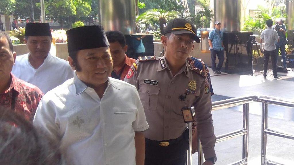 Video: Bupati Lampung Selatan jadi Tersangka Pencucian Uang