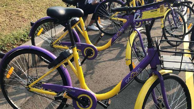 Pemprov DKI Sediakan Layanan Sepeda Gratis di Monas