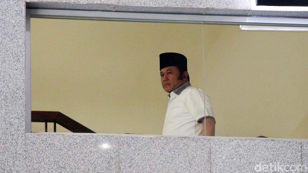 PAN Pecat Zainudin Hasan dari Ketua DPW Lampung