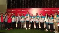Dukung Tim Indonesia, BPJS Ketenagakerjaan Jamin Keselamatan Atlet