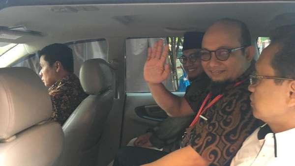 Video: Semangat Novel Baswedan Kembali Bekerja di KPK