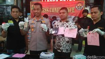 Sindikat Curanmor di Jakbar Ditangkap, Narkoba Turut Disita