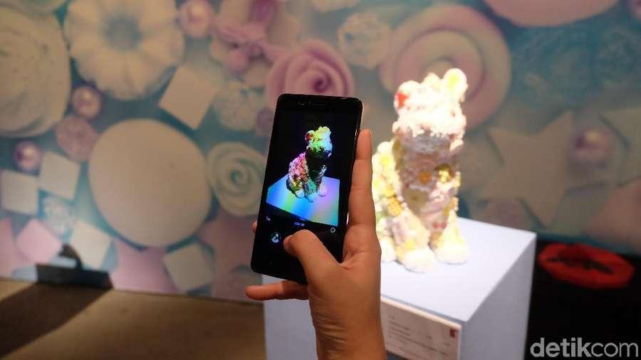 Gemas Banget... Lihat Museum Cake Ciptaan Seniman Jepang Ini