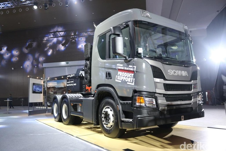 Scania New Truck Generation. Foto: Ruly Kurniawan