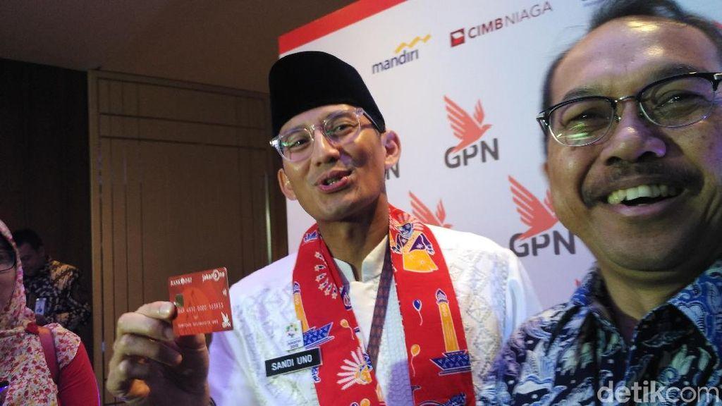 Bank DKI Ikut GPN, Sandi: Akan Mudahkan Pemegang KJP Plus
