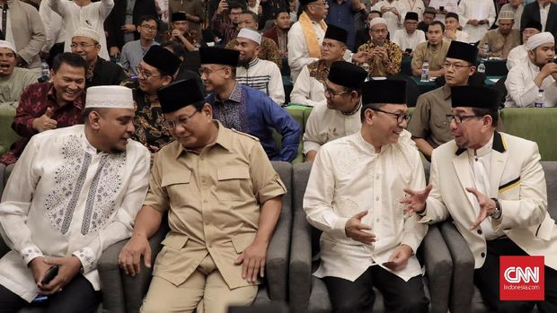 Drama Jenderal Kardus dalam Pencapresan Prabowo-Sandi