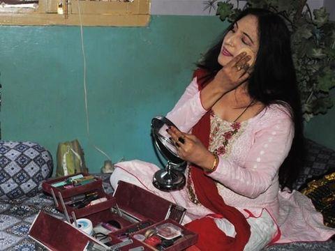 Maria Khan, Wanita Transgender di Pakistan yang Ingin Jadi Caleg.