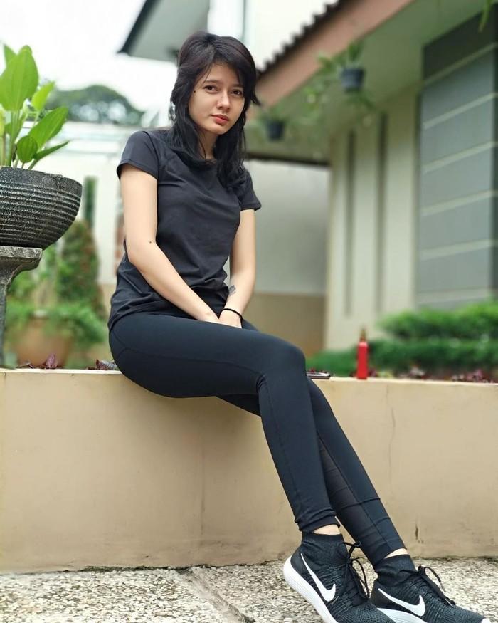 Nggak heran ya, selain cantik, Citra juga punya tubuh ramping super ideal. Foto: Instagram/ncit90