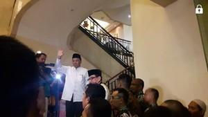Petinggi PKS dan Tommy Soeharto Kompak Hadiri Ijtimak Ulama