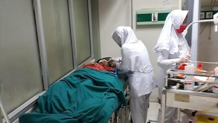 2 Korban Kecelakaan Truk Vs Odong Odong Jaktim Masih Dirawat Di Rs