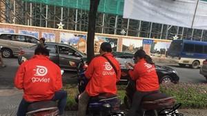 Mengintip Driver Go-Jek Nongkrong di Vietnam