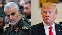 Jenderal Iran Ancam Trump: Jika Diserang, Iran Akan Hancurkan AS