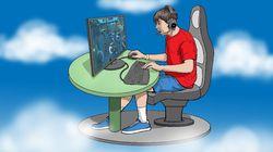 Nekat! Pria Curi Kotak Amal Demi Main Game Online