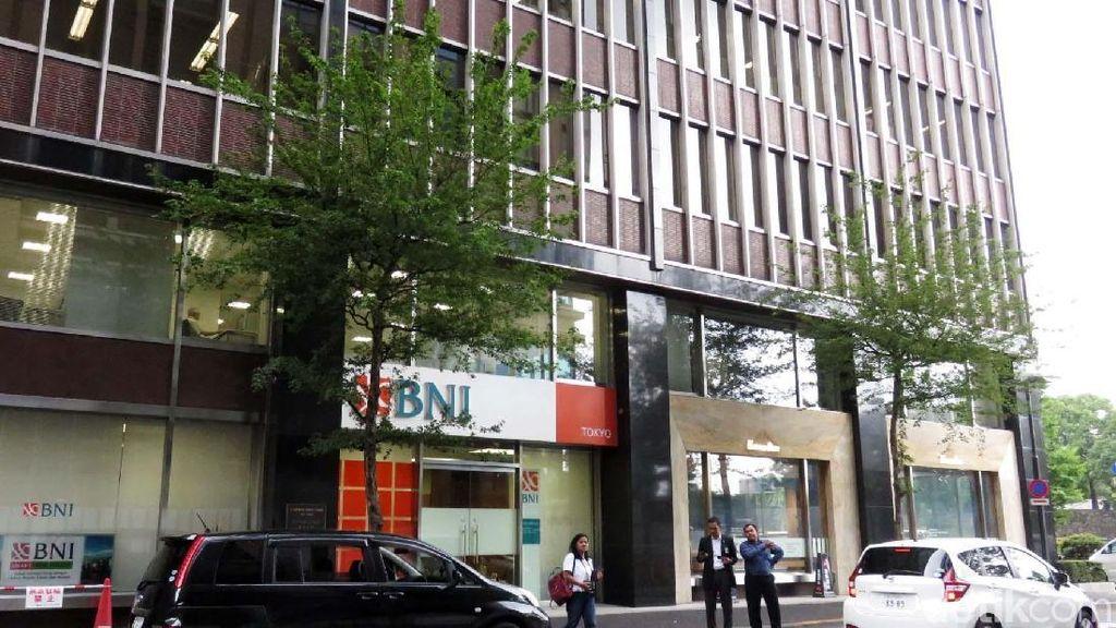 BNI Tokyo Beri Kredit Rp 4,76 T hingga Juni, Naik 37%