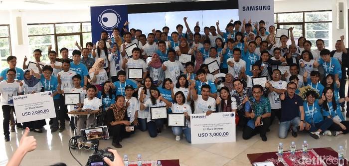 Global Startup Acceleration Program (GSAP). Foto: detikINET/Edzan Raharjo