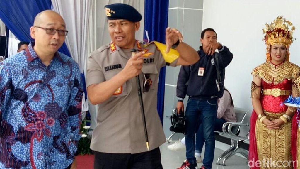 Ribuan Personil TNI-Polri Siap Amankan Asian Games 2018 di Palembang