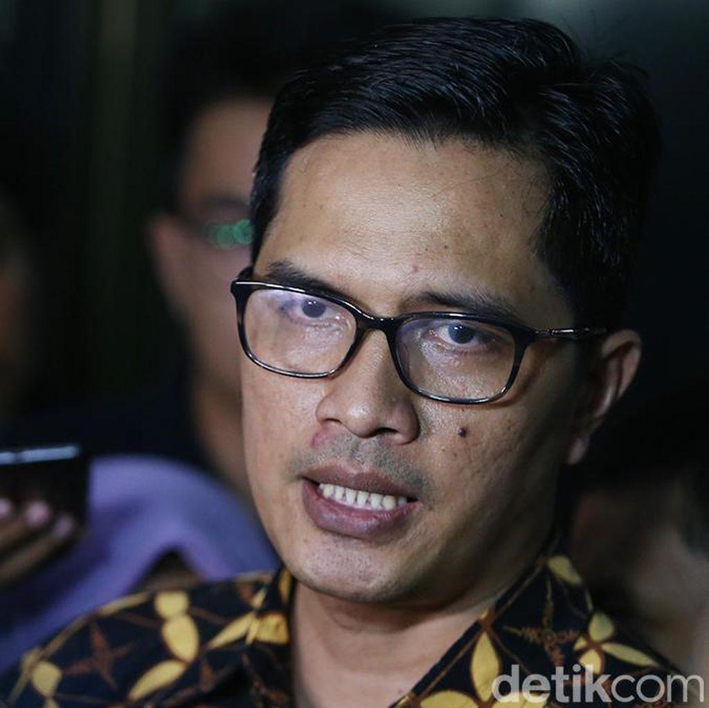 Saat Kena OTT KPK, Direksi Perum Perindo Rapat di Bogor