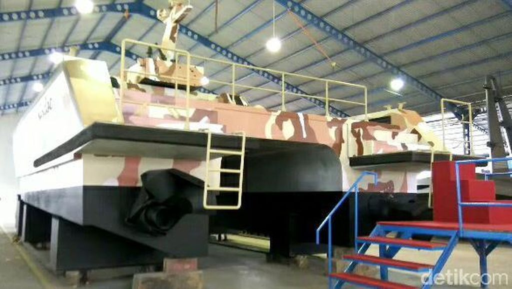 Nilai Proyek Tank Boat Made in Banyuwangi Rp 184 Miliar