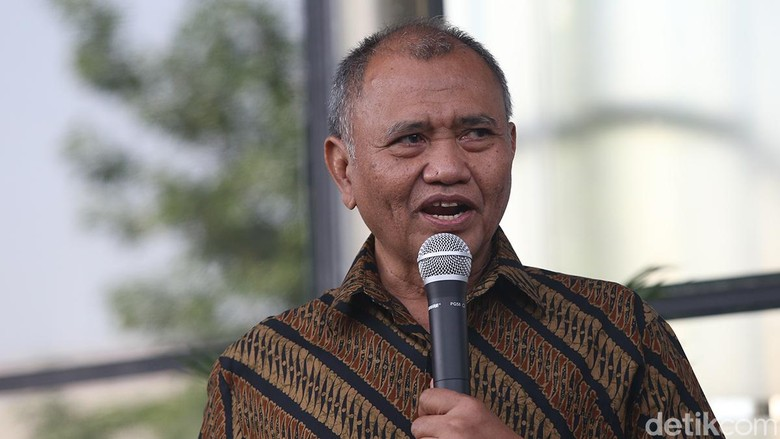 Ketua KPK soal Rotasi Jabatan: Masa Urusan Rumah Tangga Dibeberkan?