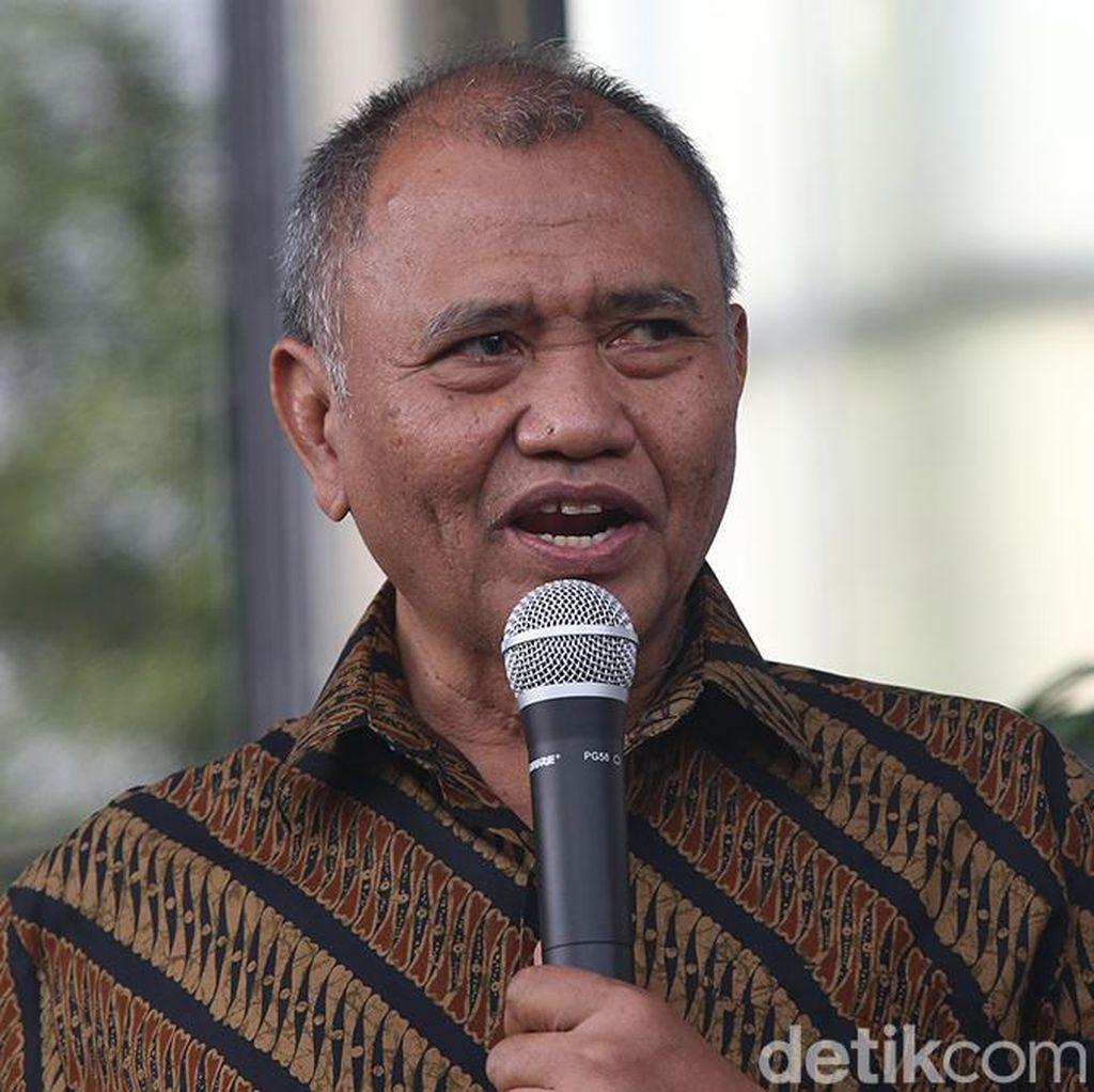 Ketua KPK Pastikan Rotasi Pejabat Internal Sesuai Aturan