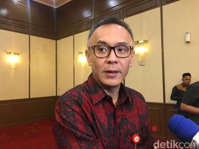 President Director & CEO Indosat Ooredoo Joy Wahjudi. Foto: detikINET/Agus Tri Haryanto