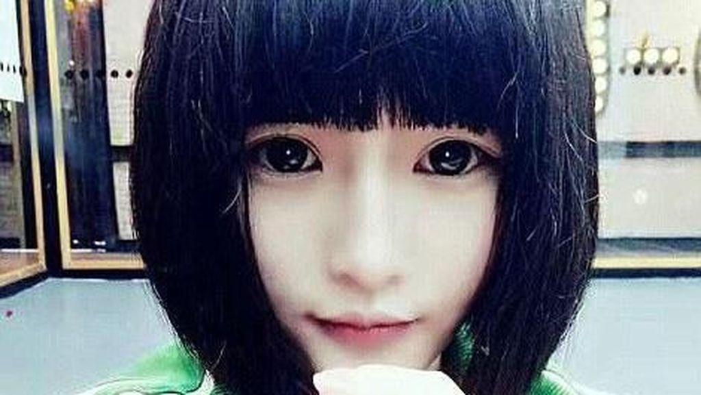 Penampilan Gao Qian, Gadis Cantik Pemilik Bokong Terindah di China