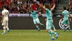 Hasil ICC 2018: Arsenal Gasak PSG 5-1