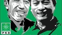 Beredar Poster Duet Jokowi-Moeldoko di Pilpres, PKB: Itu Palsu