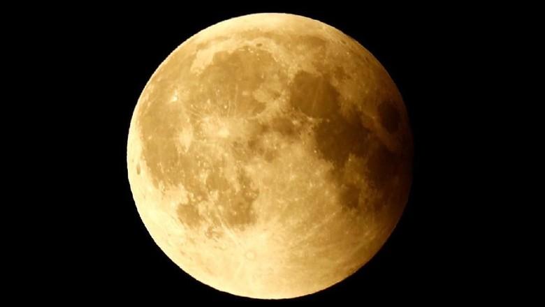 Indahnya Fase-fase Gerhana Bulan di Jerman