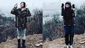 Olahraganya Hani EXID, Idol Cantik Korea yang Doyan Trekking