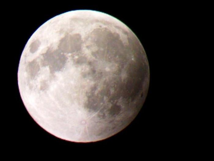 Ilustrasi Bulan. Foto: dok. LAPAN