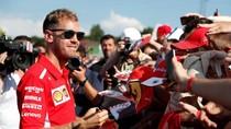 Video: Vettel Lolos dari Kekacauan di GP Formula 1 Belgia