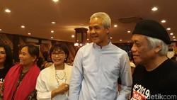Ganjar Pranowo: SBY Baik Sekali, Jokowi Dahsyat