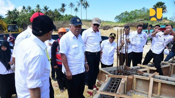 Pemerintah bangun rumah susun (rusun) untuk petugas Lembaga Pemasyarakatan (Lapas) Nusakambangan. Foto: Dok. Kementerian PUPR