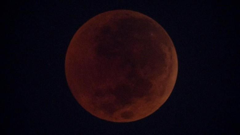 Satu Fase Lagi, Gerhana Bulan Total Terlama akan Berakhir