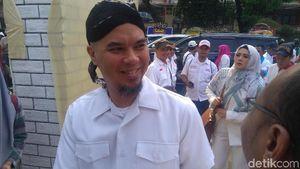 Ditolak Terkait #2019GantiPresiden, Ahmad Dhani Tetap Optimis di Pileg