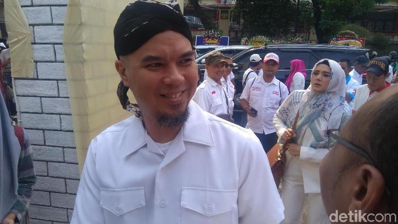 Gerindra Puji Militansi Ahmad Dhani Mau Jual Rumah untuk Prabowo