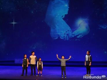 Melalui drama musikal ini, YOAI ingin selalu mendukung pasien kanker anak dan keluarga untuk tetap semangat menjalani pengobatan.