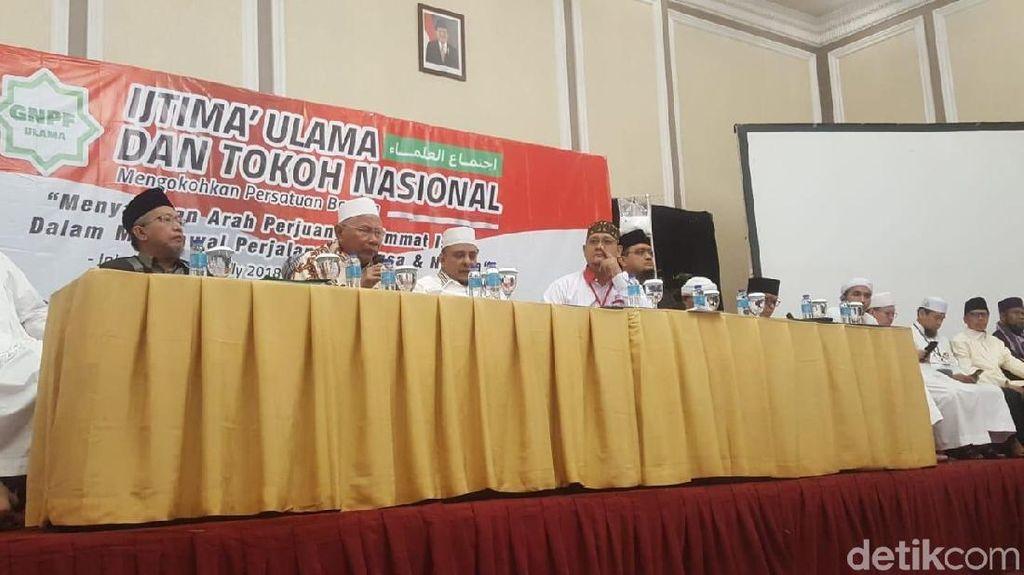 PKB: Ijtimak Ulama Cuma Klaim, Mayoritas Ulama Dukung Jokowi