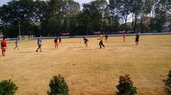 Setelah selesai direnovasi, kawasan Lapangan Banteng menjadi primadona bagi masyarakat yang gemar berolahraga. Banyak sekali fasilitas yang disediakan.
