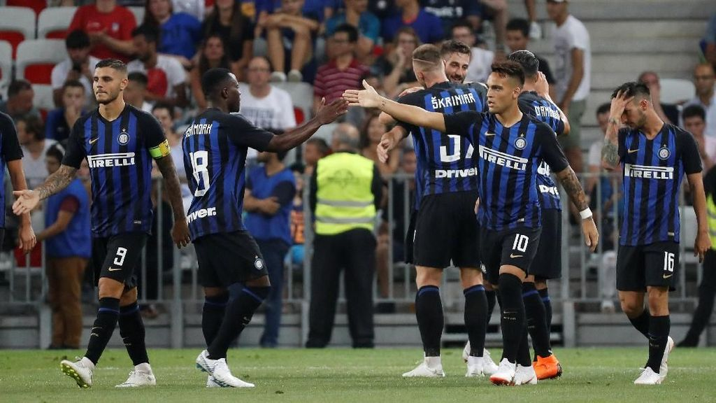Kembali ke Liga Champions, Inter Tak Mau Cuma Jadi Penggembira