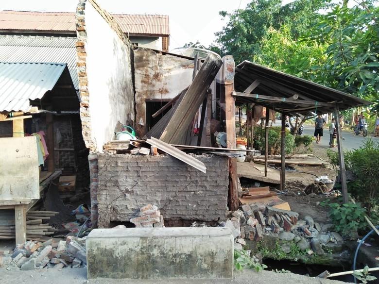 Ada 115 Gempa Susulan di NTB, Warga Diminta Jauhi Bangunan Rusak