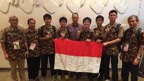 Bikin Bangga! Pelajar Indonesia Raih Emas Olimpiade Fisika Dunia