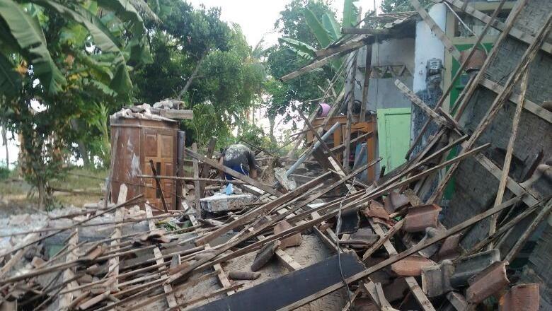 BNPB: 16 Orang Tewas, 355 Luka-luka Akibat Gempa NTB