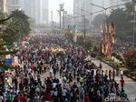 Dishub DKI Usulkan Car Free Day Ditiadakan Selama Asian Games
