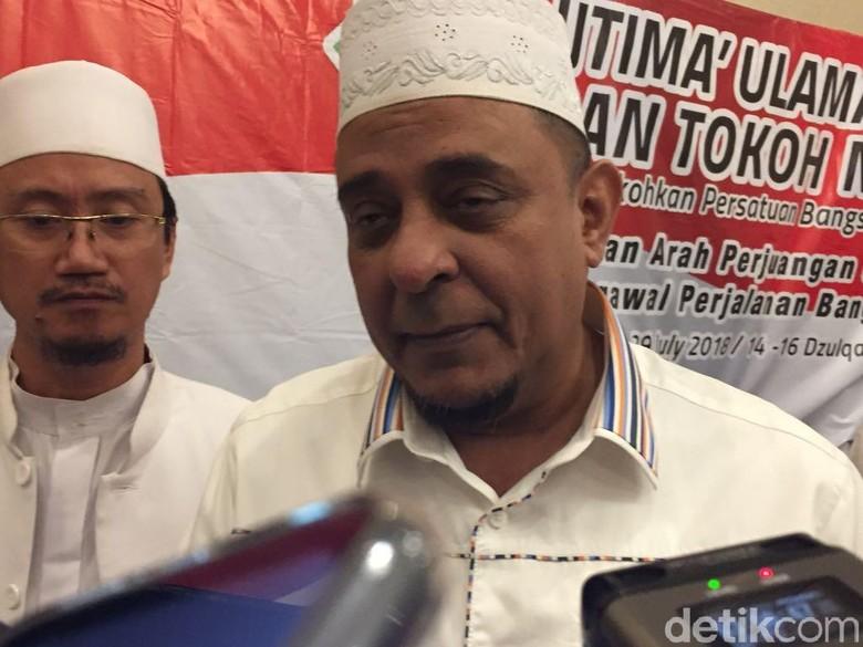 GNPF Ulama: Pilih Maruf Amin, Jokowi Lebih Cerdas