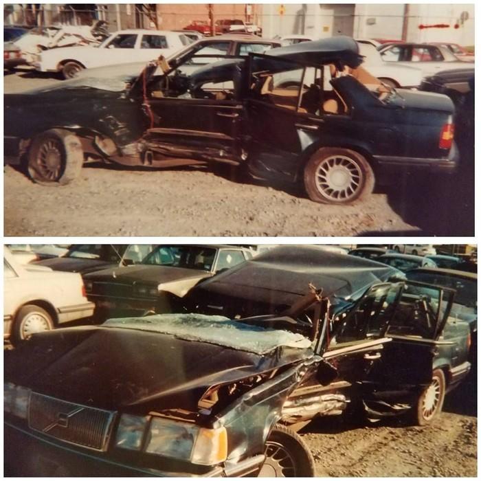 Judy mengalami kecelakaan mobil hebat tahun 2001 lalu. Judy mengalami cedera otak serius yang membuatnya koma dan tak bisa mengingat kejadian tersebut. (Foto: Instagram/judydeadlifts)