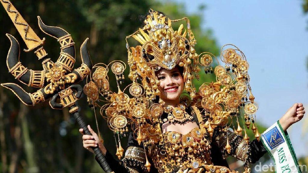 Banyuwangi Ethno Carnival 2018, Memukau Ribuan Penonton